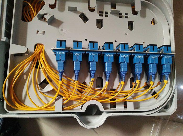 Offre internet fibre pro - TCT Télécom