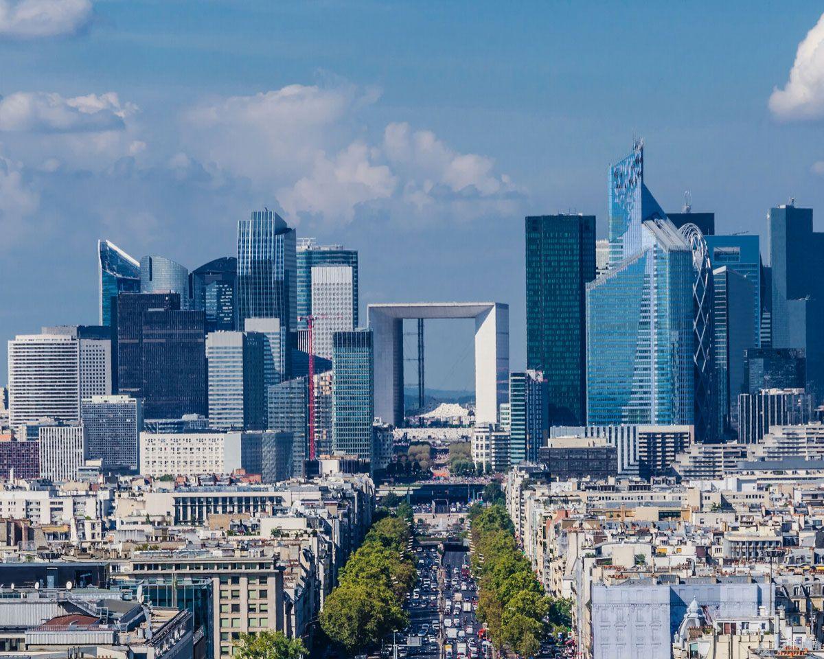 TCT télécom - Paris la defence