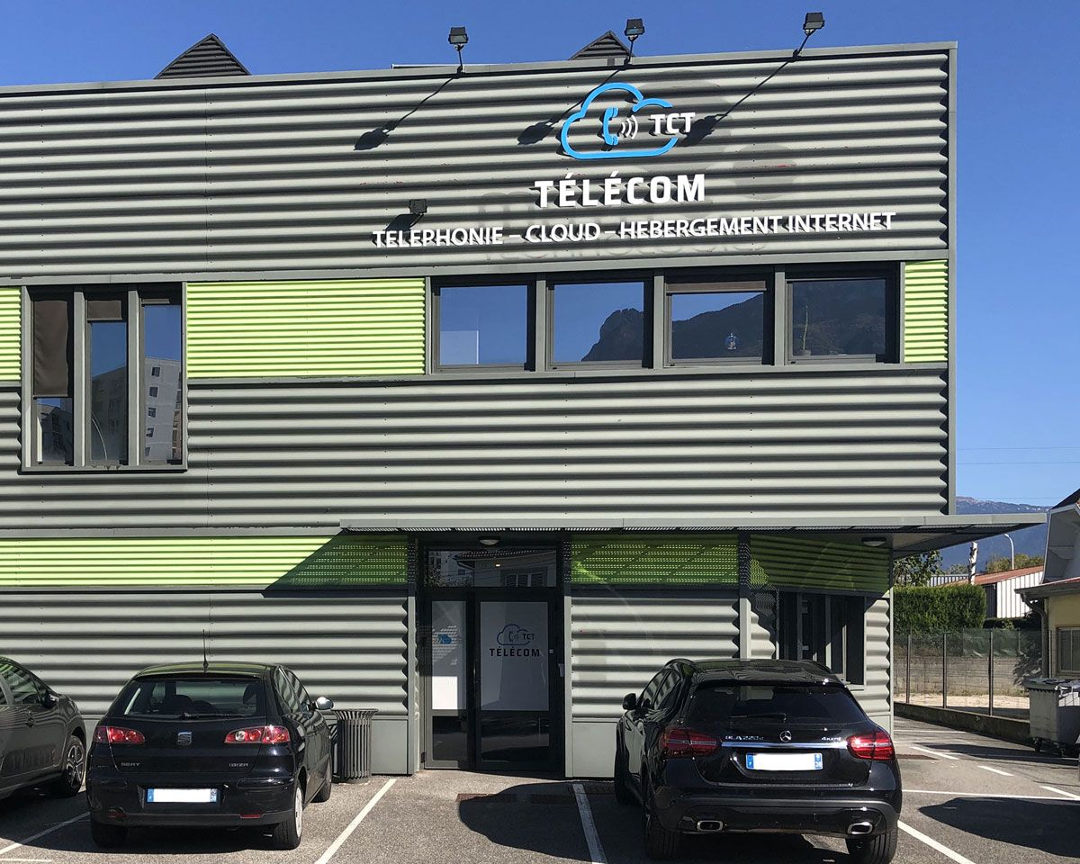 TCT Télécom - Seyssins