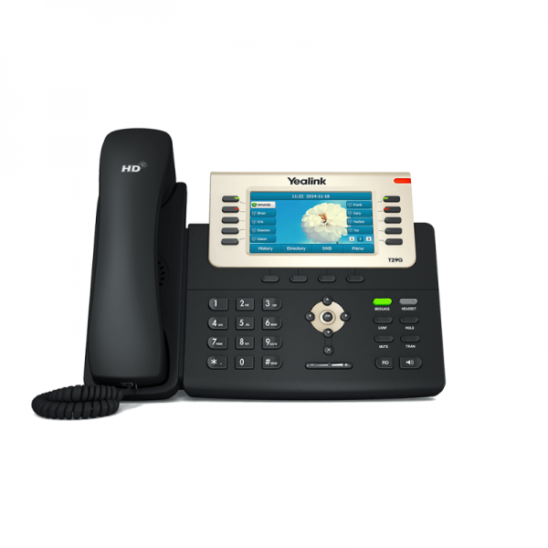 téléphone IP yealink SIP-T29G