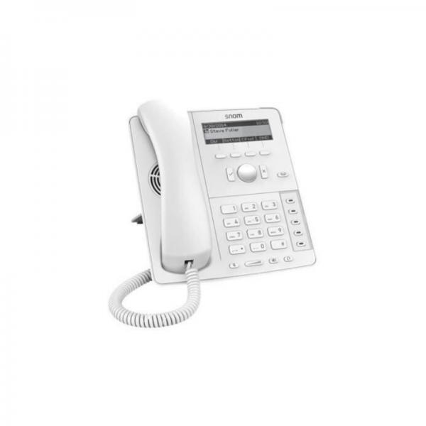 SNOM VOIP D715 WHITE