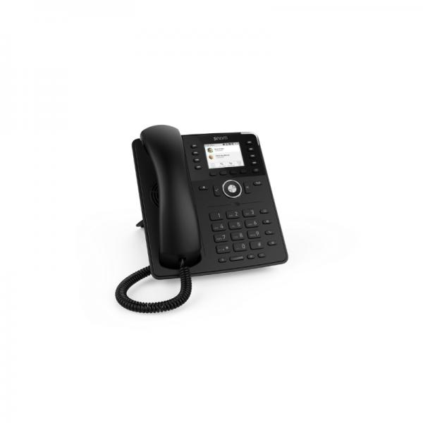 SNOM VOIP D735 BLACK