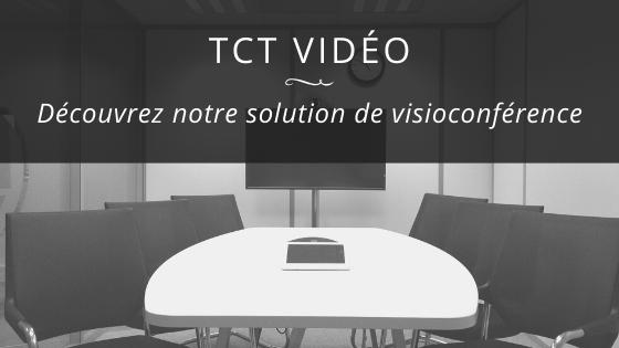 visioconférence TCT Vidéo