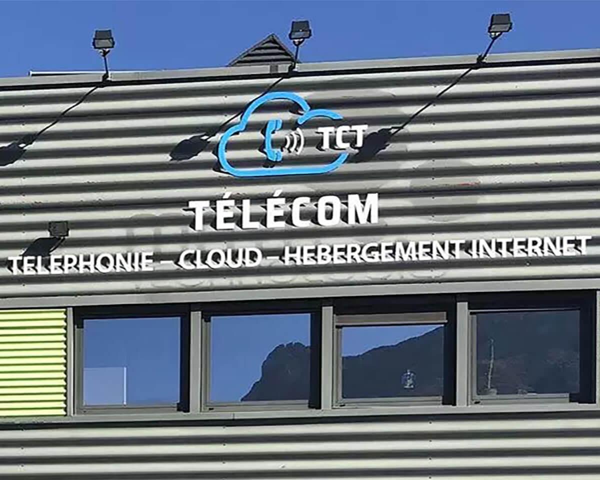 Contect TCT Télécom - Seyssinet