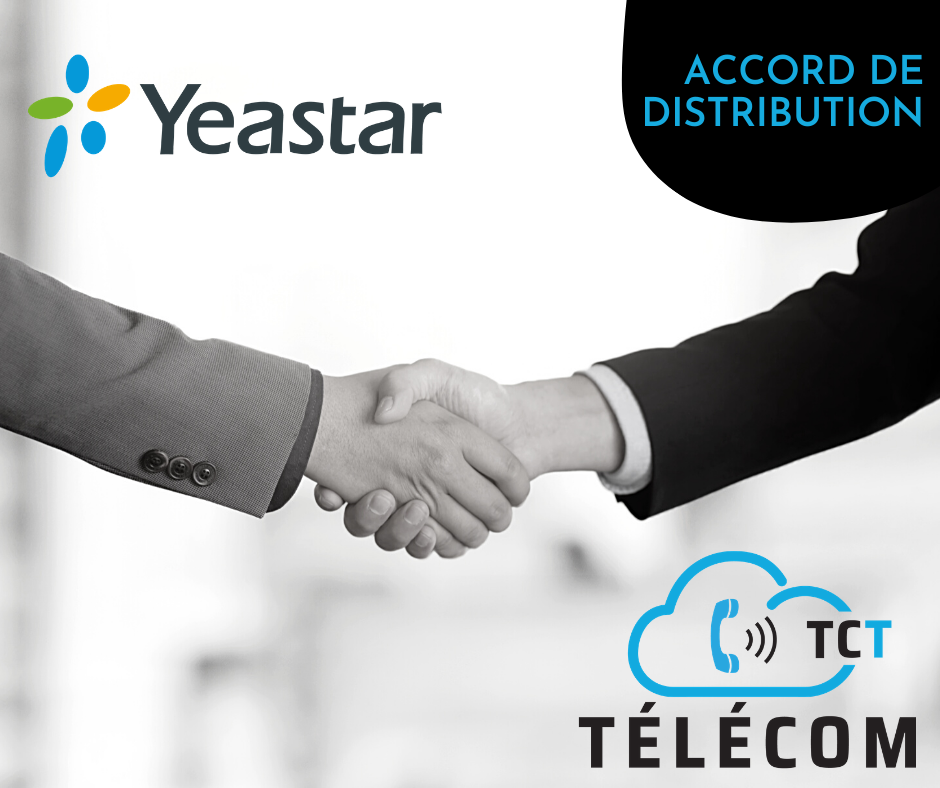 TCT Télécom distributeur Yeastar