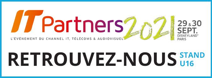 Salon IT Partnes 2021 - TCT Télécom